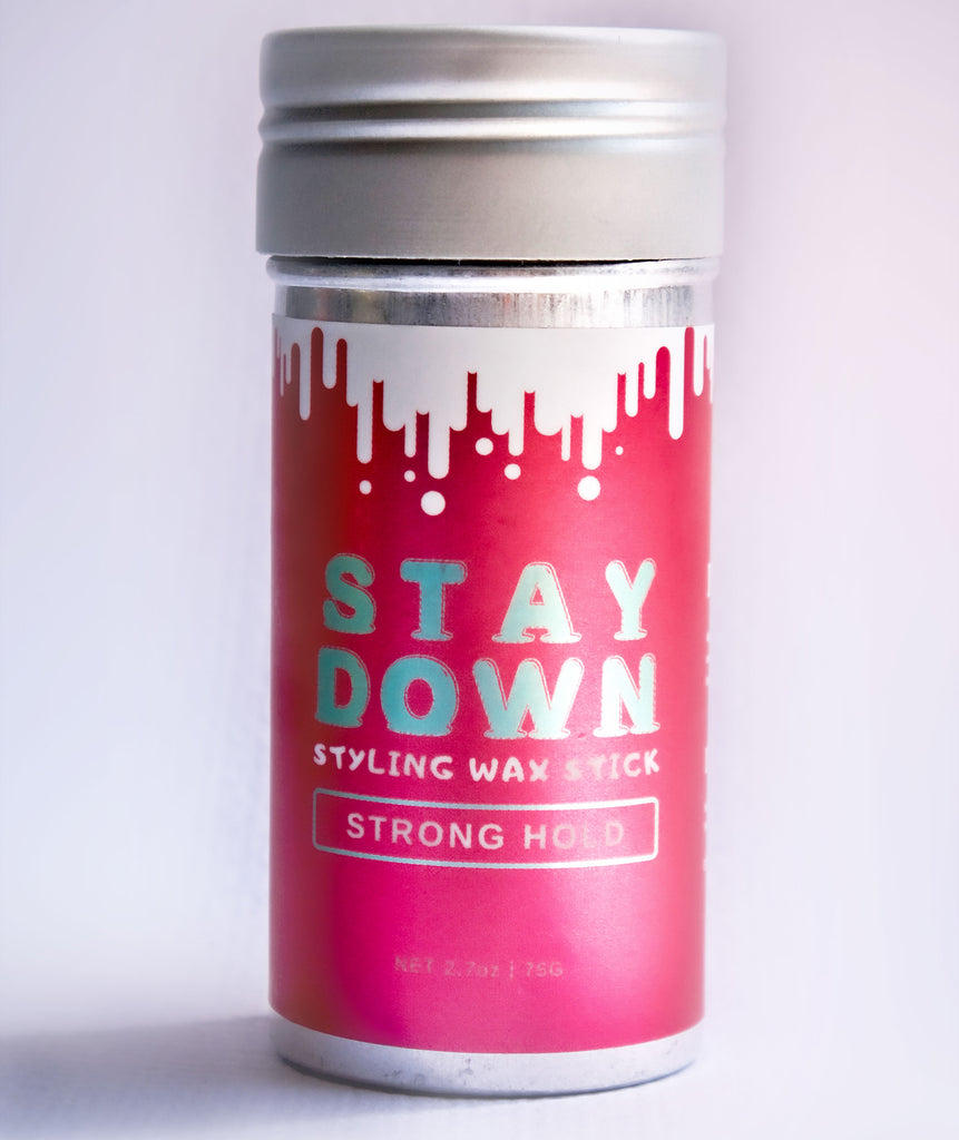 2021 STAY DOWN - STYLING WAX STICK