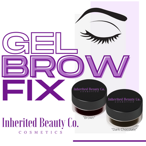 Quick and Easy Everyday Brows with our Gel Brow Fix!