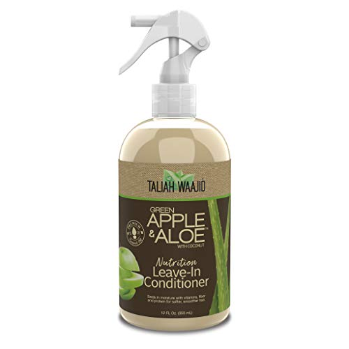 Taliah Waajid Green Apple & Aloe Leave In Conditioner