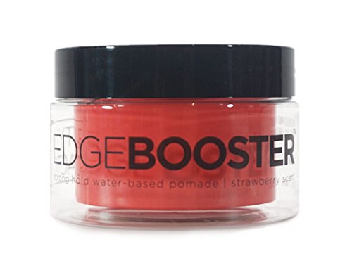Style Factor Edge Booster Strong Hold Water-Based Pomade - Strawberry