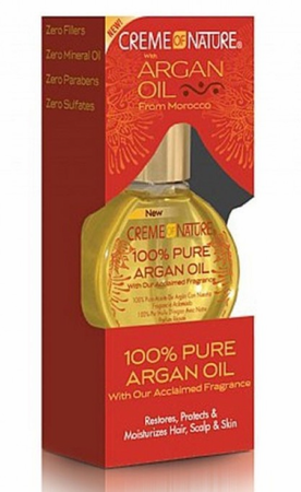 Creme of Nature 100% Argan Oil