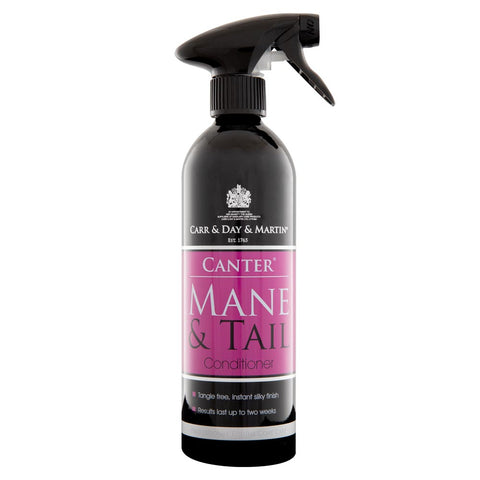 Manen & staartlotion spray