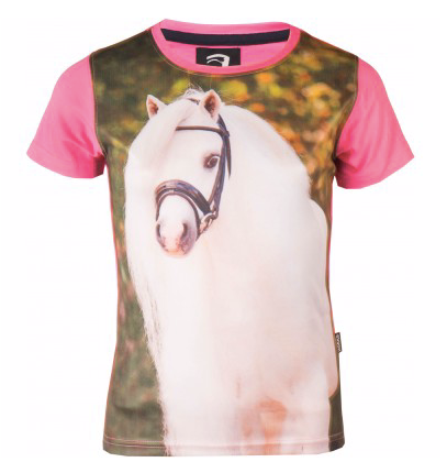 T-shirt Ollie Junior Roze