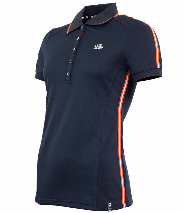 Polo shirt Dory Navy/Rood