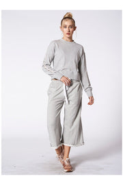 Swing Low Sweat Culottes