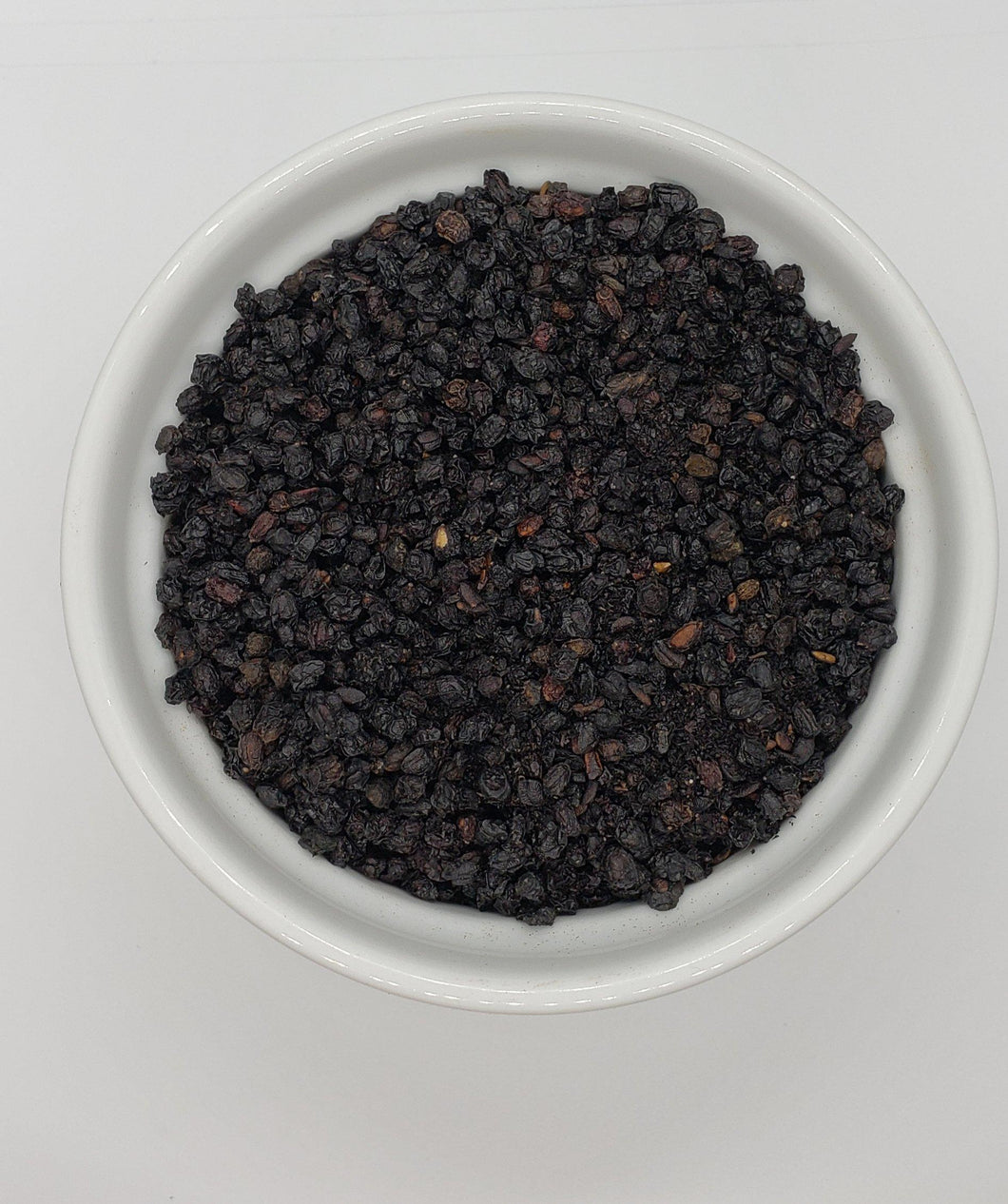 Organic Raw Elderberries