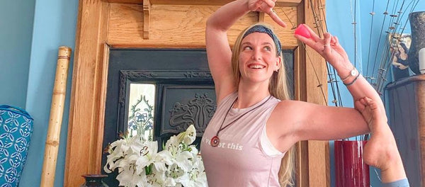 Harnessing the Kick-ass Magic of your Monthly Cycle • with Karma Yogi Kirst
