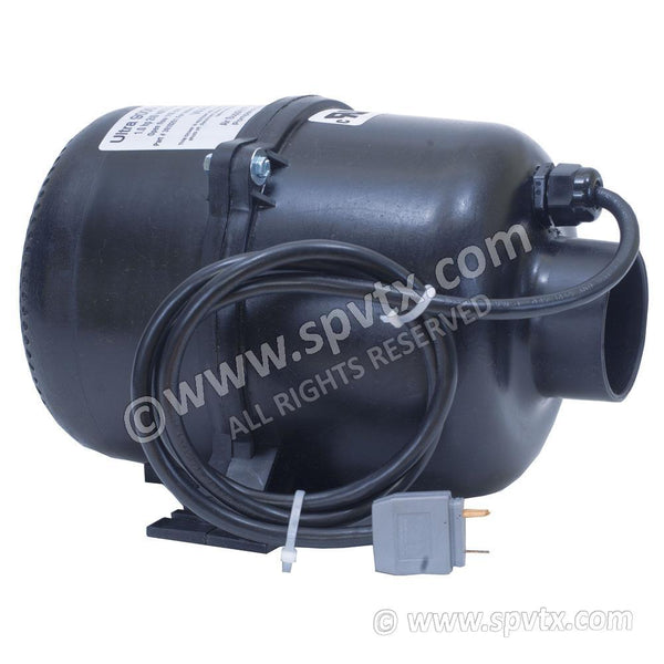 Ultra 9000 1.0HP Air blower 2.5 amps