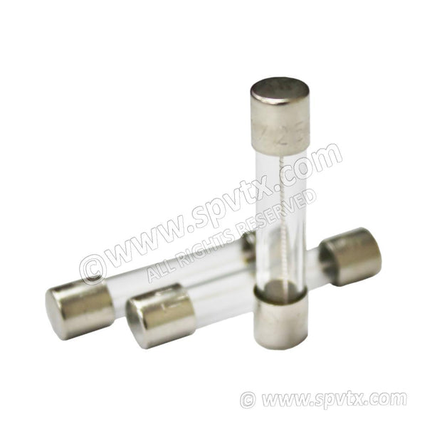 6.3A 31mm Glass Fuse A/S