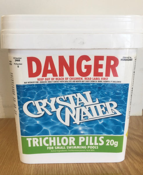 Trichlor Pills (20gm) 4 kg