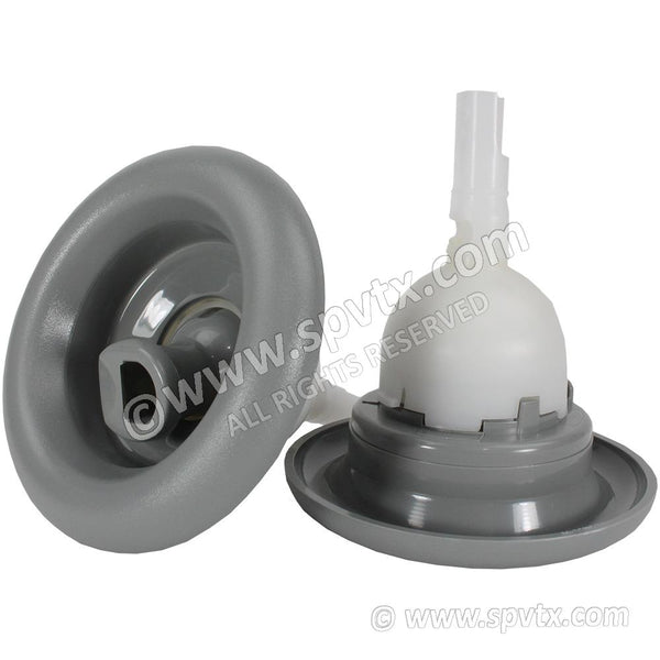 Cyclone Jet Adj Swirl Textured Grey