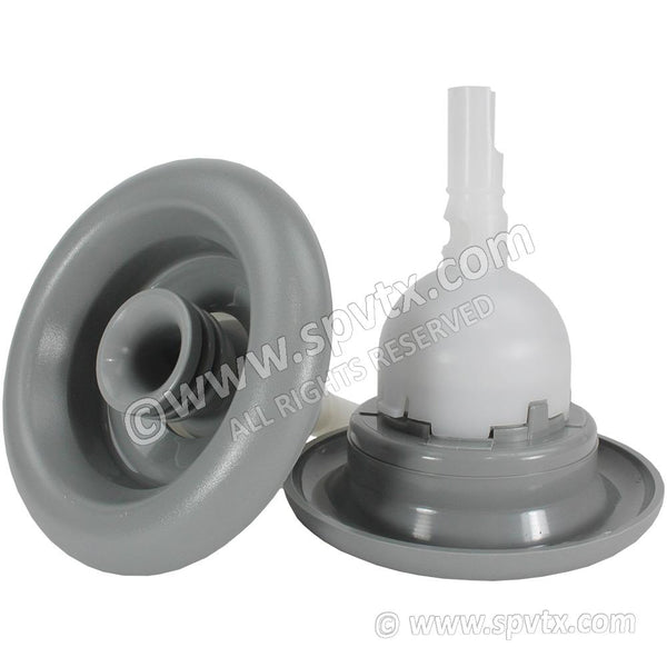 Cyclone Jet Directional Textured Grey