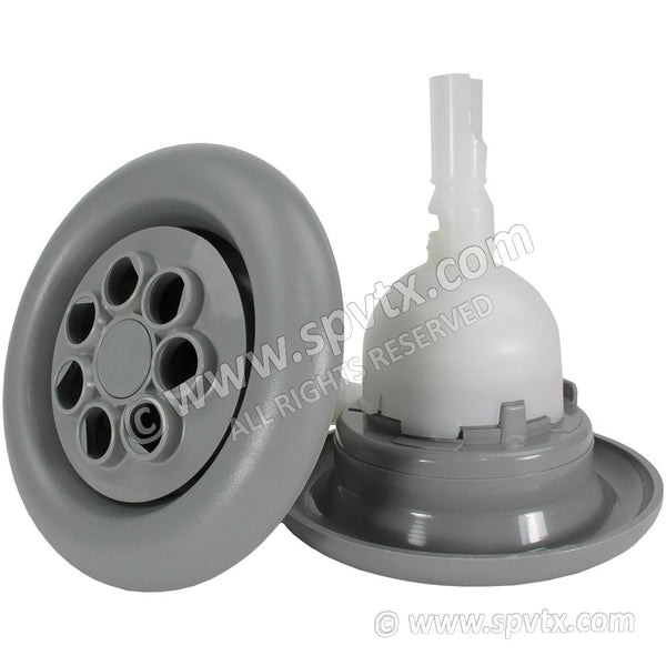 Cyclone Jet Twin Spin Textured Grey