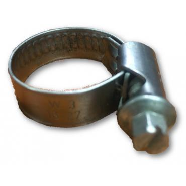 16mm - 27mm Hose Clamp - 50 Pack