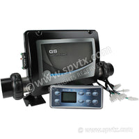 (Pack 4.4) Balboa GS520DZ with regular touch pad. 2 pump with air.
