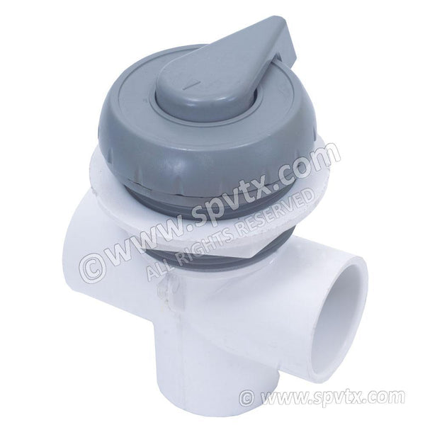 1 inch Diverter or Variboost Grey