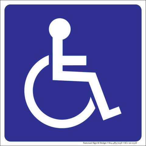 Disability Decal