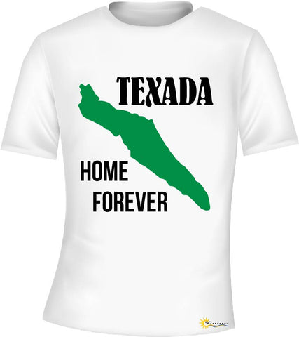 "Decal "" Texada Forever"""