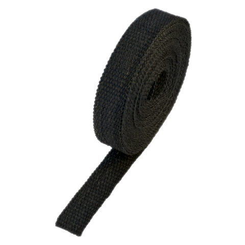 Heatsheild Products Black Exhaust Heat Wrap - Williams Performance Ltd