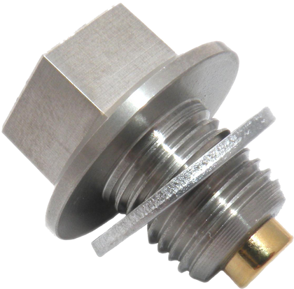Gold Plug Magnetic Sump Plug - Williams Performance Ltd