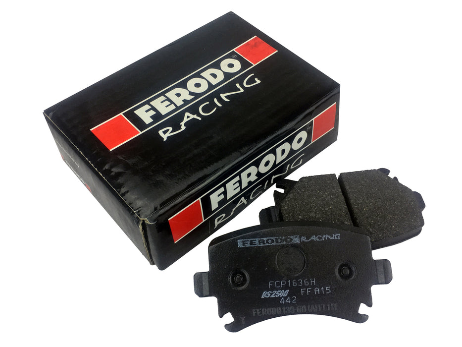 Ferodo DS2500 Rear Brake Pad Set (FCP4663H) BMW M135i M140i M2 M3 M4 M Sport Brakes - Williams Performance Ltd