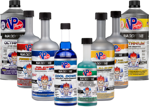 VP Racing Octanium Unleaded - 946ml - Williams Performance Ltd