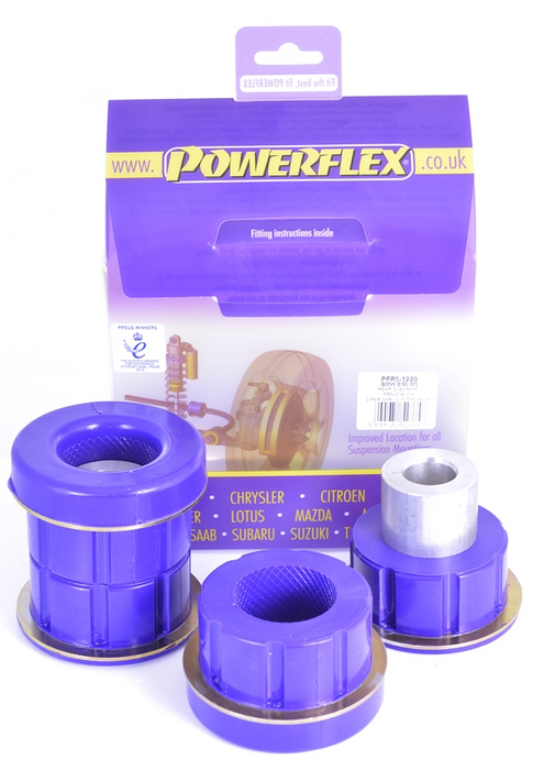 Powerflex Rear Subframe Front Bush Purple BMW F20 F21 F22 F32 F33 F36 PFR5-1220