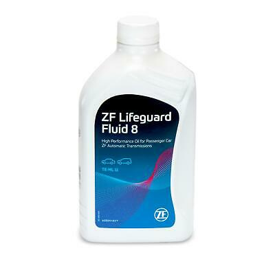 ZF Lifeguard 8 ATF ZF8 - Automatic Transmission Fluid - 1 litre