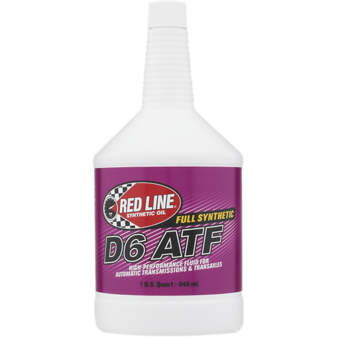 Redline D6 ATF Gear Oil