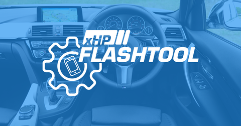 XHP BMW Transmission Flash tune