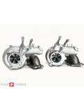 BMW M2/M3/M4 S55 PURE Stage 2 Upgrade Turbos BLACK FRIDAY SALE