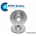 MTEC BMW M140i M135i M240i M235i C Hook Front Brake Disc Rotors - Williams Performance Ltd
