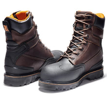 "Load image into Gallery viewer, TIMBERLAND PRO MEN'S RIGMASTER 8"" STEEL TOE WORK BOOTS"