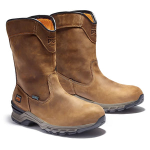 TIMBERLAND PRO MEN'S HYPERCHARGE PULL-ON WORK BOOTS