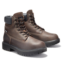 "Load image into Gallery viewer, TIMBERLAND PRO MEN'S DIRECT ATTACH 6"" STEEL TOE BOOTS"