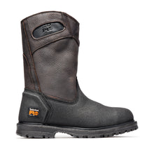 Load image into Gallery viewer, TIMBERLAND PRO MEN'S POWERWELT WELLINGTON STEEL TOE WORK BOOTS