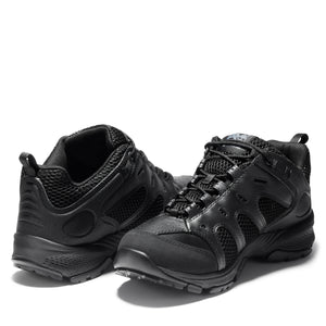 TIMBERLAND PRO MEN'S VALOR TACTICAL OXFORD WORK SHOES