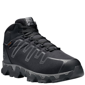 TIMBERLAND PRO MEN'S POWERTRAIN ALLOY TOE MET GUARD EH WORK BOOTS