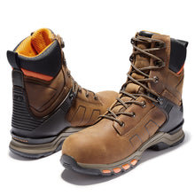 "Load image into Gallery viewer, TIMBERLAND PRO MEN'S  HYPERCHARGE 8"" COMPOSITE TOE WORK BOOTS"