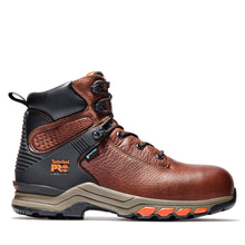 "Load image into Gallery viewer, TIMBERLAND PRO MEN'S HYPERCHARGE 6"" COMPOSITE TOE WORK BOOTS"