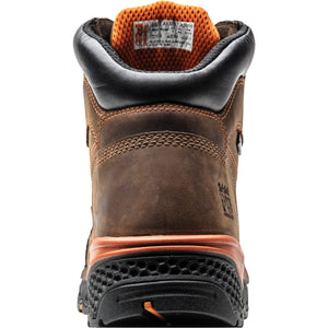 "TIMBERLAND PRO MEN'S BOSSHOG 6"" COMPOSITE TOE WORK BOOT"