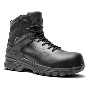 "TIMBERLAND PRO MEN'S HYPERCHARGE 6"" SOFT TOE WORK BOOT"