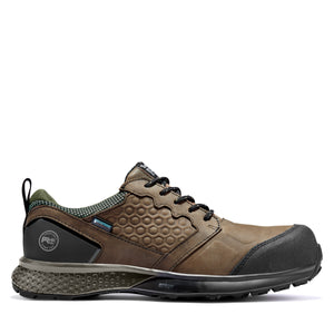 TIMBERLAND PRO MEN'S REAXION COMPOSITE TOE WORK SHOES