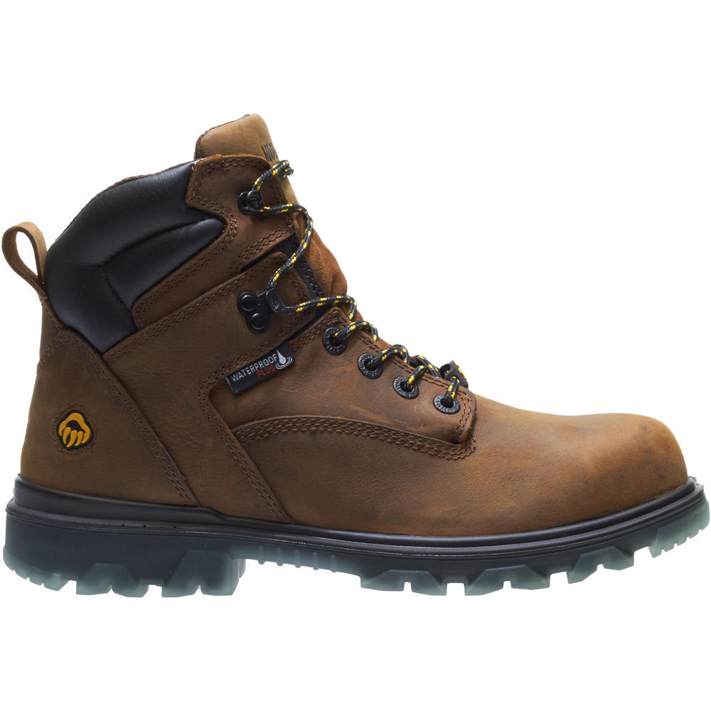 WOLVERINE MEN'S I-90 EPX WATERPROOF CARBONMAX COMPOSITE TOE WORK BOOT