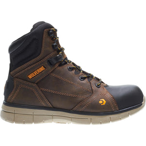 "WOLVERINE MEN'S RIGGER EPX CARBONMAX SAFETY TOE 6"" BOOT"