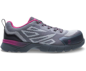 WOLVERINE WOMEN'S JETSTREAM 2 CARBONMAX SAFETY TOE SHOE