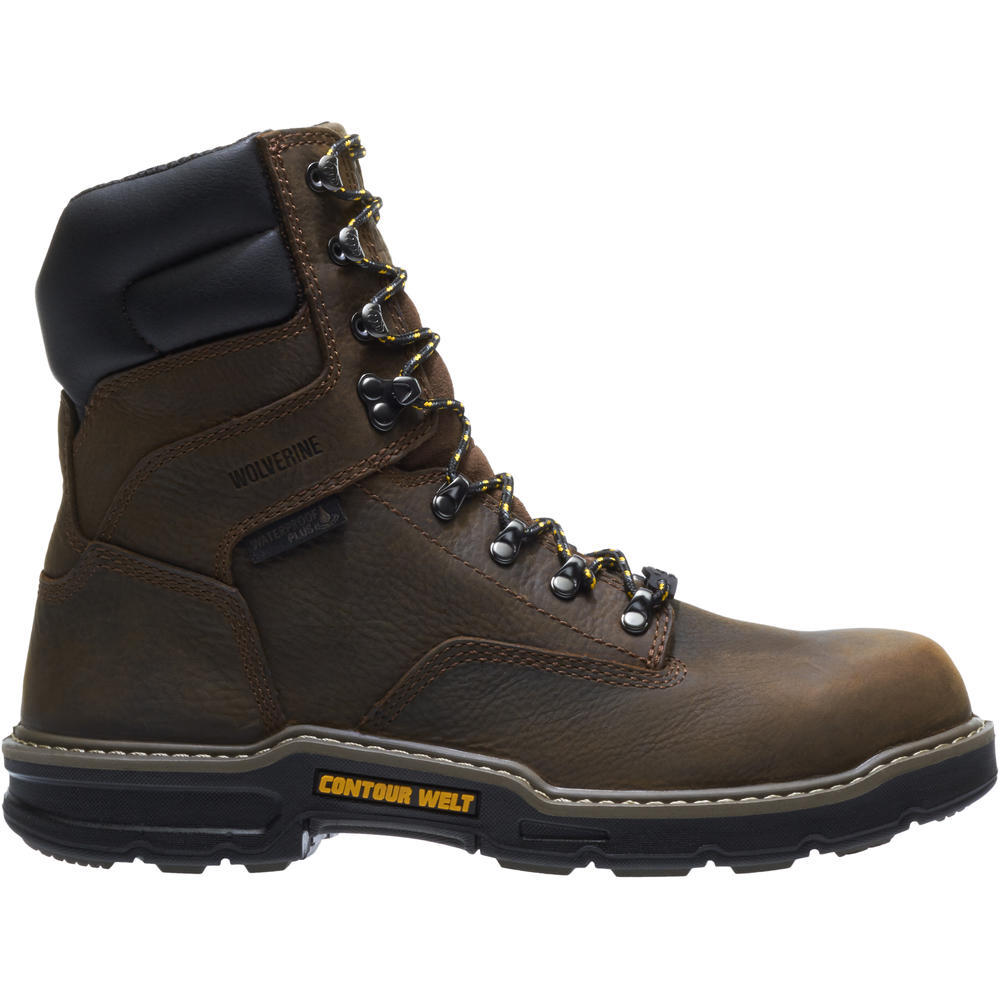 WOLVERINE MEN'S BANDIT WATERPROOF CARBONMAX 8