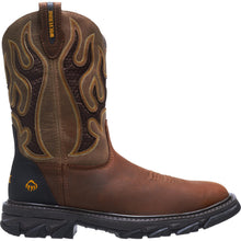 Load image into Gallery viewer, WOLVERINE MEN'S RANCH KING EPX CARBONMAX COMPOSITE TOE WELLINGTON WORK BOOT