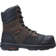"Load image into Gallery viewer, WOLVERINE MEN'S YUKON WATERPROOF PLUS CARBONMAX 8"" SAFETY TOE WORK BOOT"