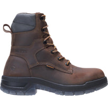 "Load image into Gallery viewer, WOLVERINE MEN'S RAMPARTS WATERPROOF CARBONMAX COMPOSITE TOE 8"" WORK BOOT"